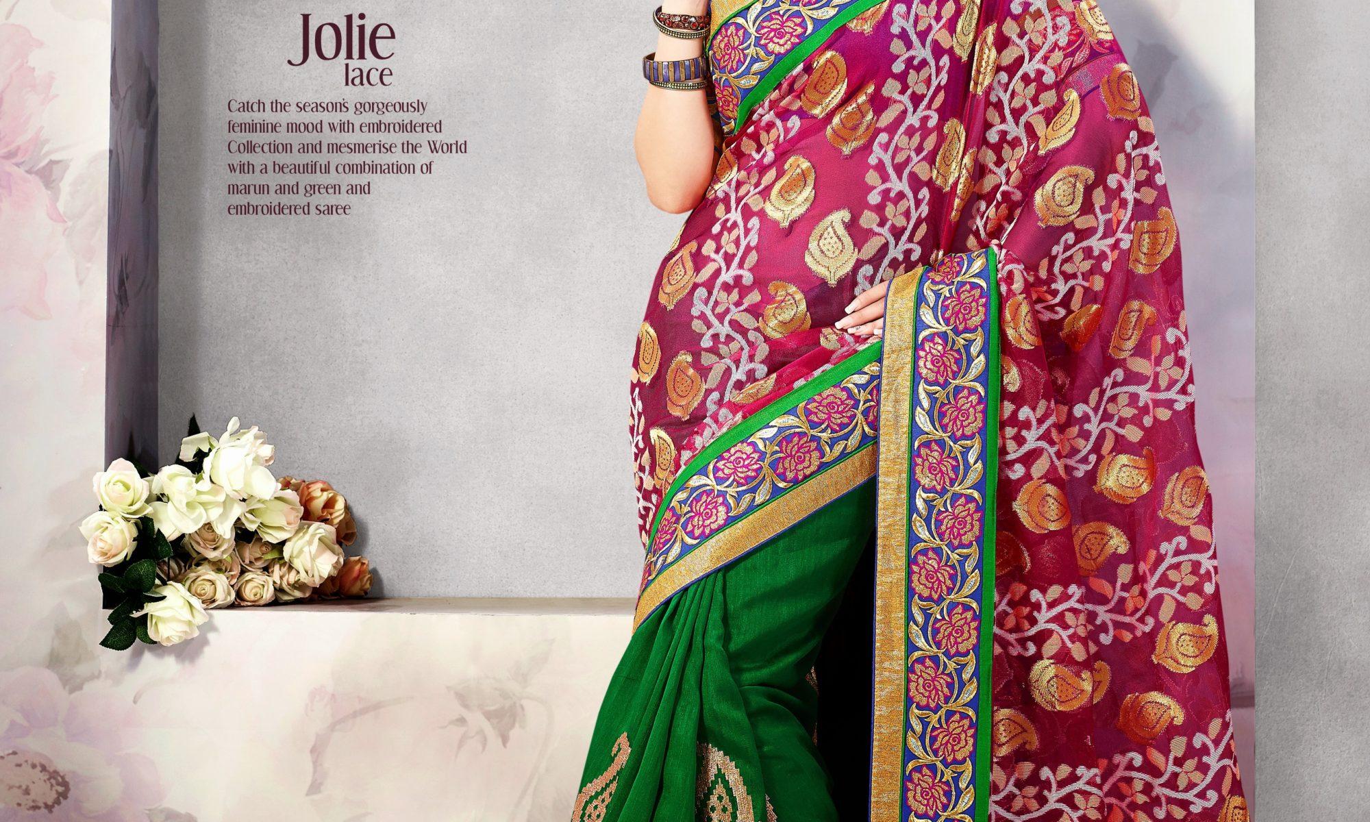 5 Times Sridevi Dazzled Us With Her Designer Sarees